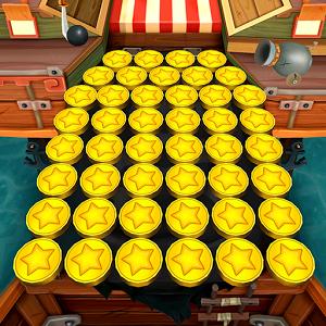 coin dozer pirates apk