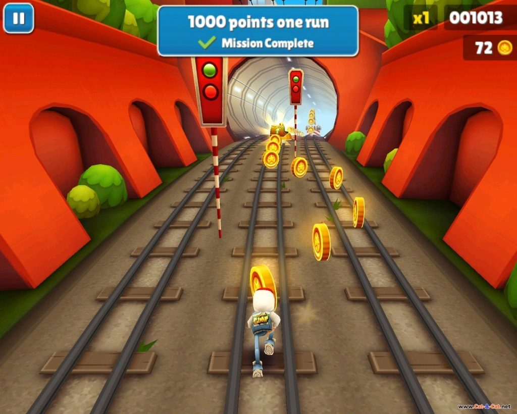 Subway Surfer 2018