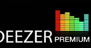 Logo Deezer Premiun